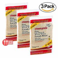 Joseph's Lavash Bread Reduced Carb - 4 Square Breads