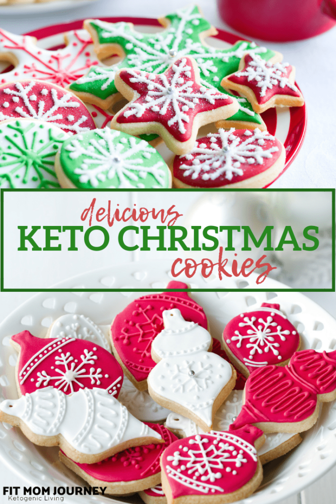 Keto Christmas Cookies Fit Mom Journey