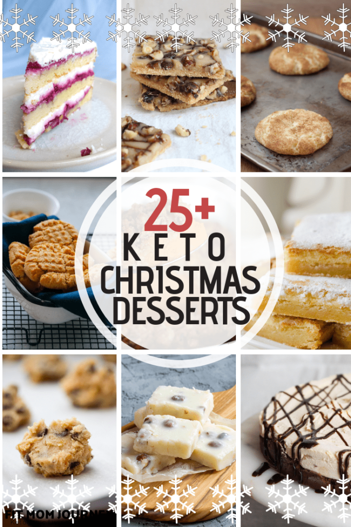 Keto Christmas Desserts - Fit Mom Journey
