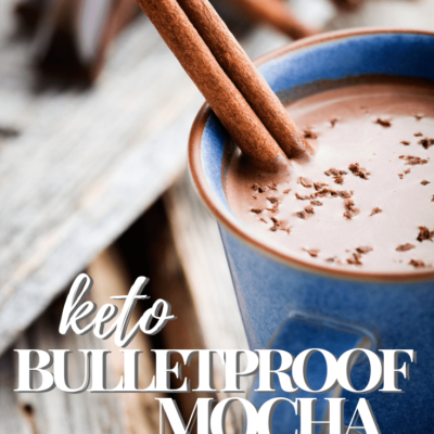 Keto Bulletproof Coffee Recipe – Hot Mocha