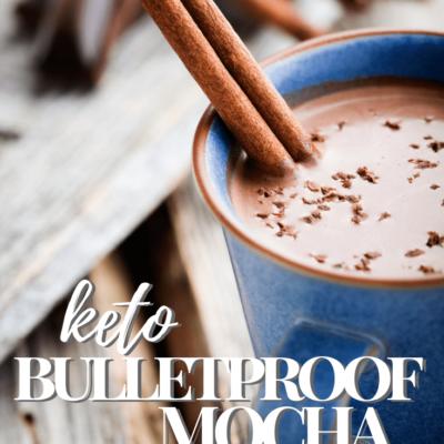 Keto Bulletproof Coffee Recipe – Hot Mocha