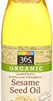 365 Everyday Value, Organic Sesame Seed Oil, 8.4 Fluid Ounce