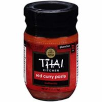 Thai Kitchen Gluten Free Red Curry Paste, 4 oz