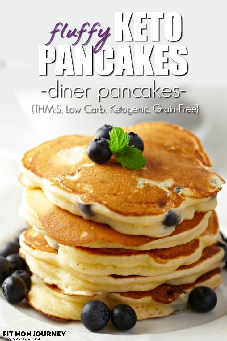 Fluffy Keto Pancakes Lupin Flour Pancakes Fit Mom Journey
