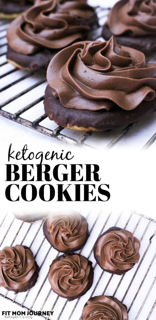 Have you heard of Berger Cookies? They're practically the state cookie of Maryland, but my Keto Berger Cookies put a delicious and healthful spin on the original recipe!
