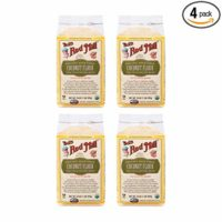 Bob's Red Mill Organic Coconut Flour-16 Oz-4 Pack