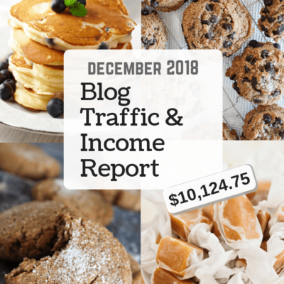 December 2018 Blog Traffic & Income Report