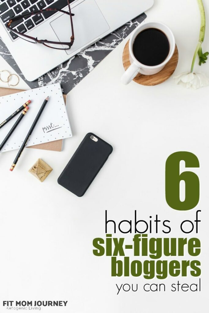 What do six figure bloggers do differently? What separates them from a sea of other bloggers, and allows their blogs to produce six figures in income year after year?