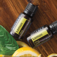 DoTerra Lemon Essential Oil