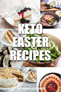 Have you prepared your Keto Easter menu? This roundup of Keto Easter Recipes has everything you need from appetizer and salads to mains, sides, and desserts.