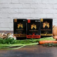 Save 33% on Kettle & Fire Bone Broth by subscribing