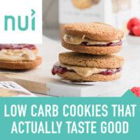 nui Cookies - Keto cookies that actually taste good!