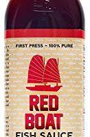 Red Boat Premium Fish Sauce, 500 ml (17 oz.)