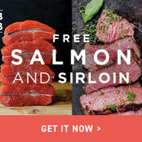 ButcherBox - Free Salmon & Steak with your first box!