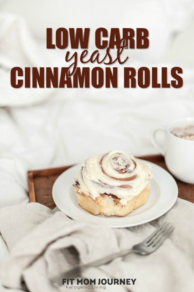 The best keto yeast bread product I've made to date.  These Low Carb Yeast Cinnamon rolls are NOT gluten free, but they are as close as you're going to get to the cinnamon rolls that grandma used to make for Christmas morning.