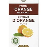 Watkins Pure Orange Extract, 2 oz. Bottles, Pack of 6  (Packaging May Vary)