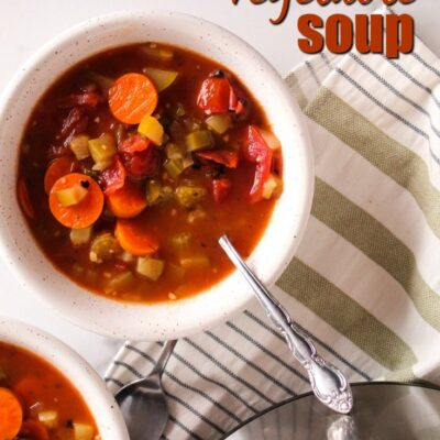 Keto Vegetable Soup