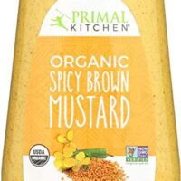 Primal Kitchen (NOT A CASE) Organic Spicy Brown Mustard