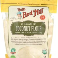 Bob's Red Mill, Flour Coconut Organic, 1LB