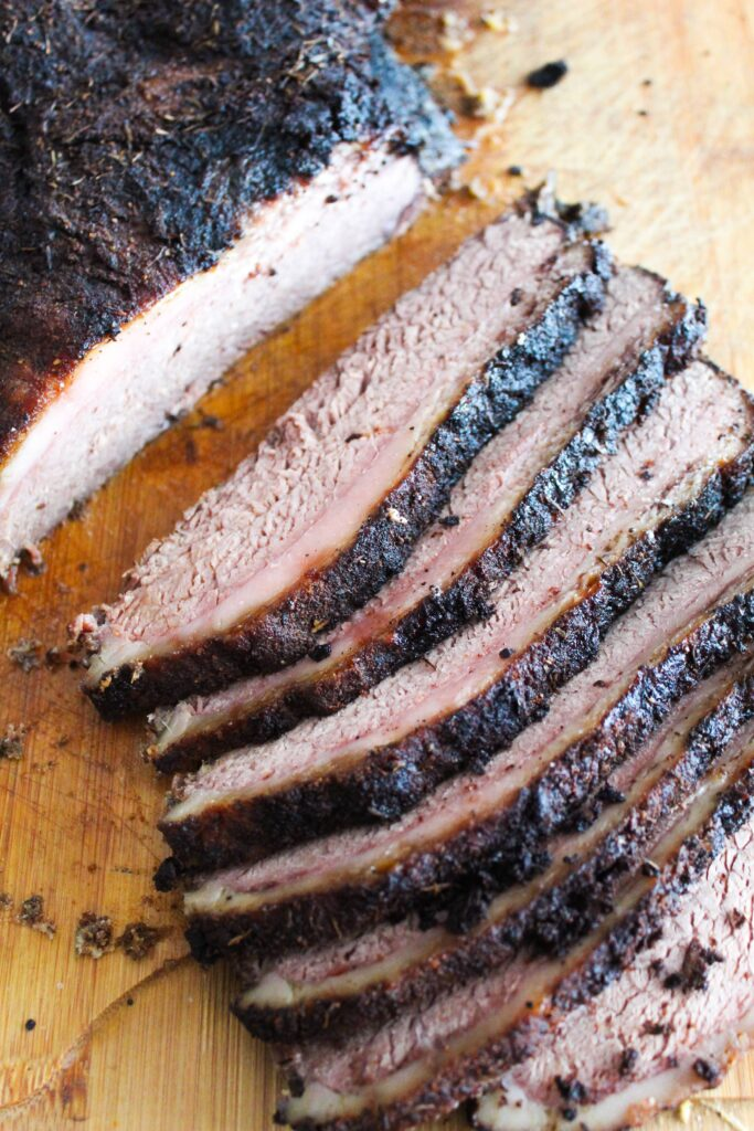 Smoked brisket is seen as the gold standard, but for those that do not have a smoker, slow cooking an oven brisket is a convenient and delicious way to prepare it.  Use my spice rub or create your own - either way this oven brisket will come out tender and delicious.