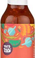 Yai's Thai Chili Garlic Hot Sauce 5 Ounce Bottle