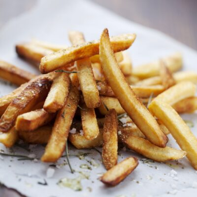 Low Carb Turnip Fries