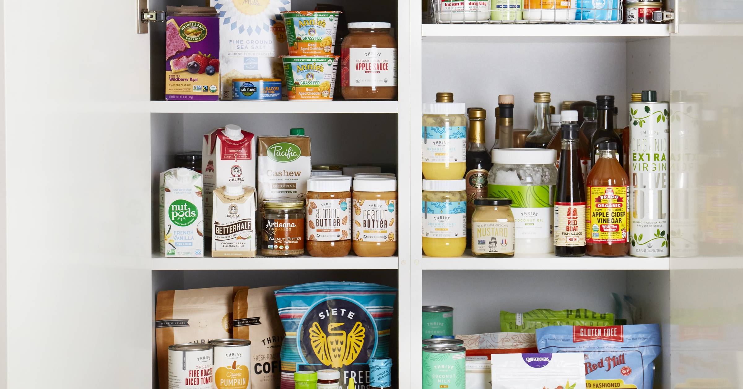 30 Days Free: Thrive Market - Healthy living made easy