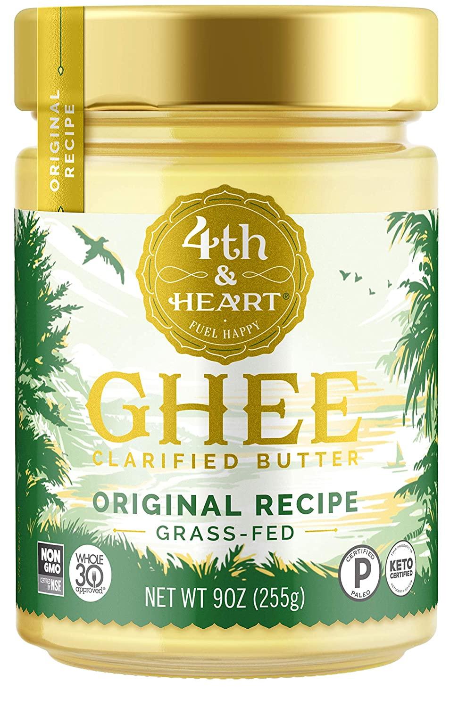 4th & Heart Ghee