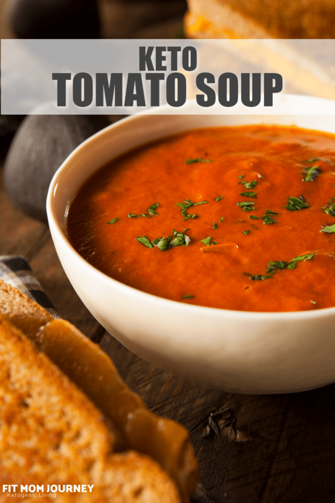 A heart, rich tomato soup, full of warmth and flavor.  No sugar, chemicals, low in carbohydrates and so delicious!