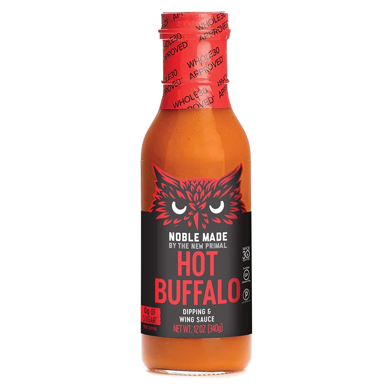 NobleMade Buffalo Sauce