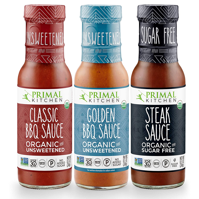 Primal Kitchen Barbecue Sauce