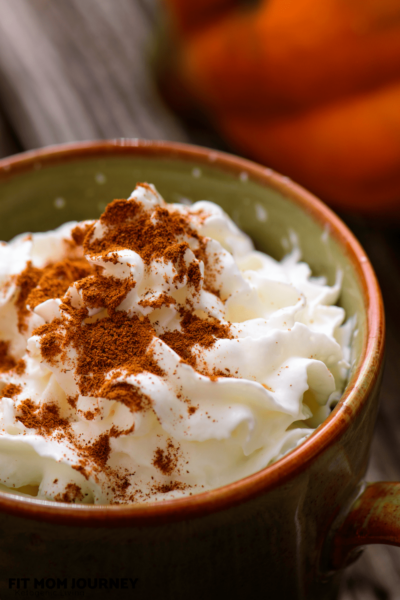 A quick and easy homemade Keto Pumpkin Spice Coffee Recipe. This treat tastes just like pumpkin spice lattes from drive-thru coffee chains, but without all the sugar and carbohydrates.